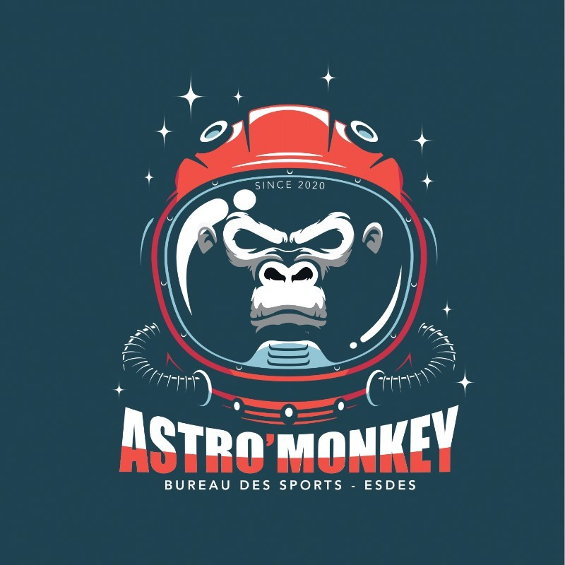 BDS ASTRO'MONKEY_logo